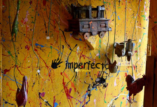 Pollock inspired