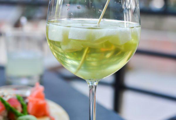 White Wine Sangria - The Velvet Room