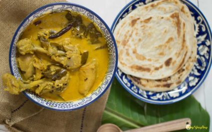 Kerala style chicken curry