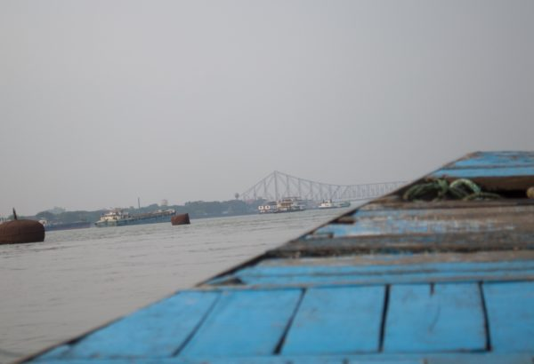 James Princep Ghat, Howrah Bridge