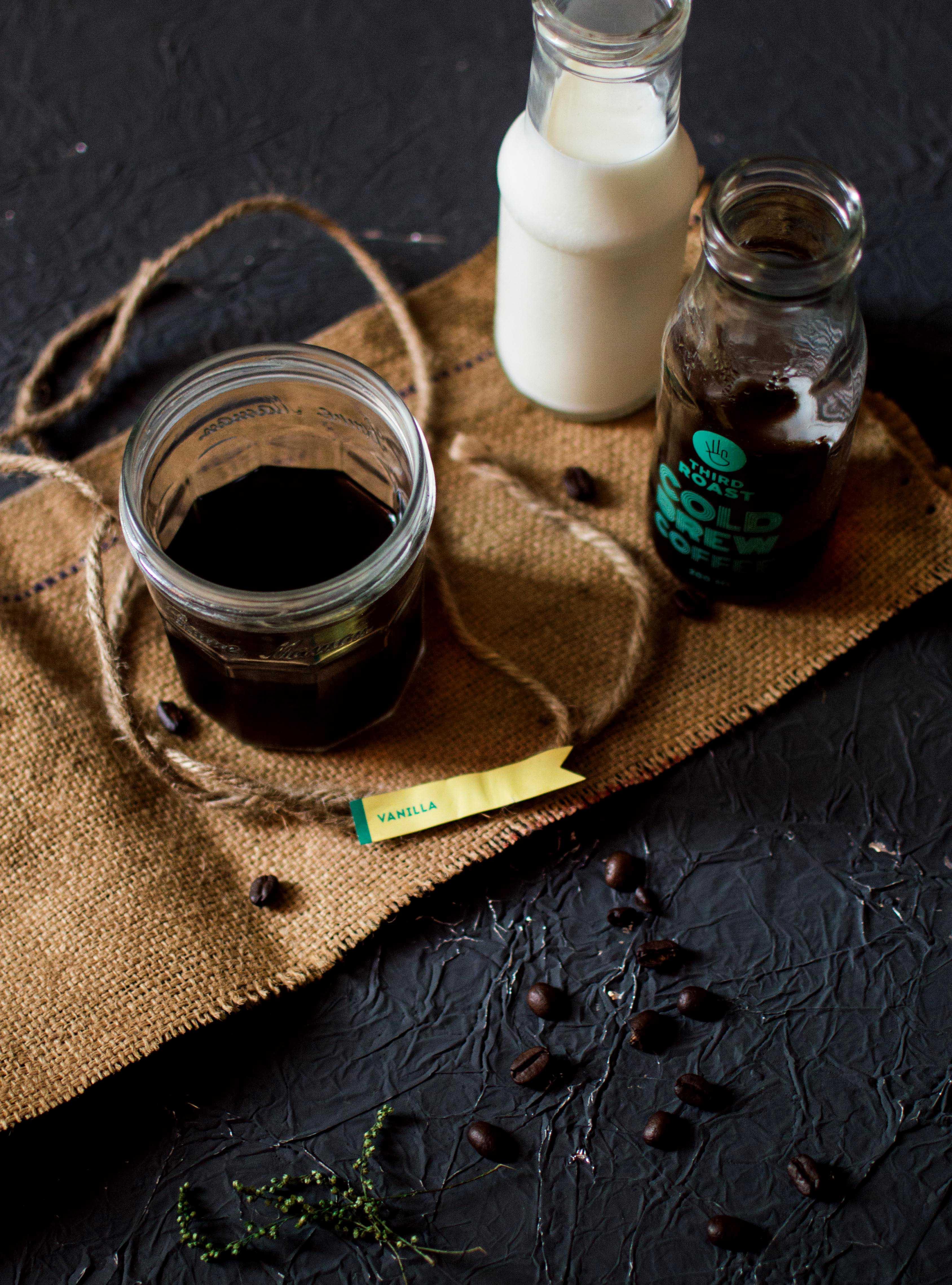 Third Roast Vanilla Coffee