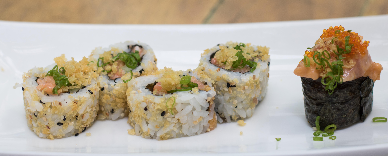 Sushi at Guppy
