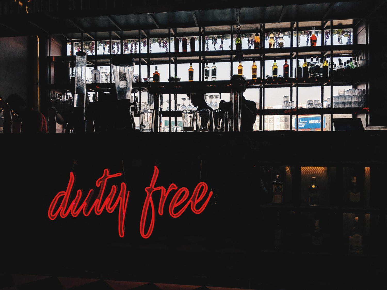 Duty Free Vayu Bar